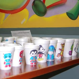 art-on-cups