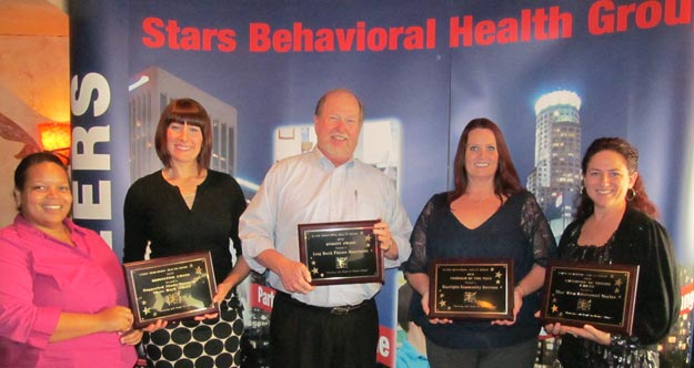 SBHG staff awarded for excellence.