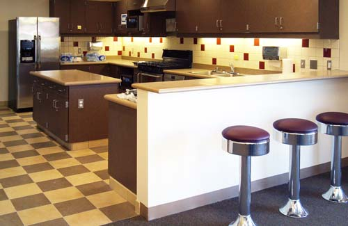 Kitchens in the STAY