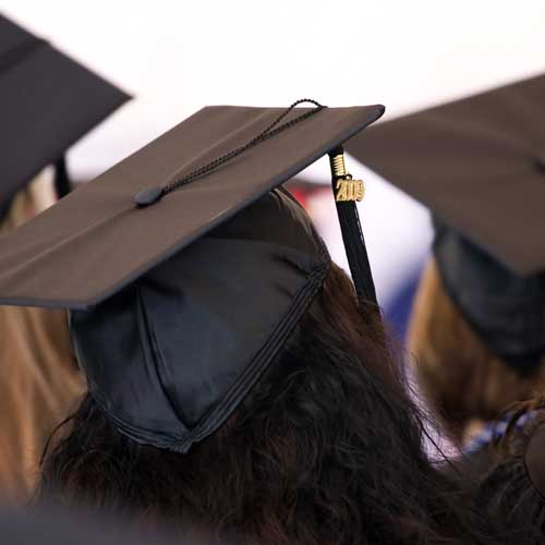 Graduate from High School