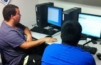 Oasis Staff helps in job search