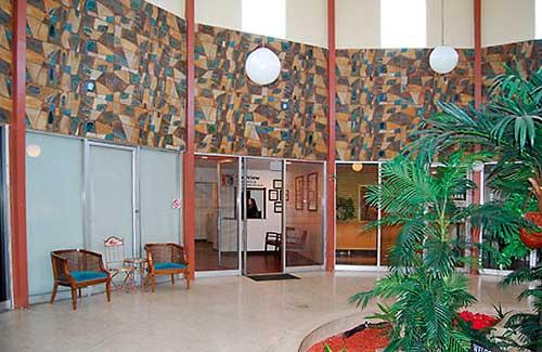 Photo of the Resenda Office