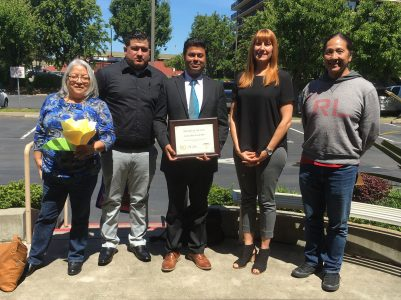 Fresno Mental Health Facility Receives  Statewide Award for Patient Care