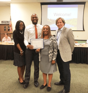 African-American Children's Program Manager Receives Cultural Competency Award