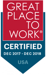 A Great Place to Work