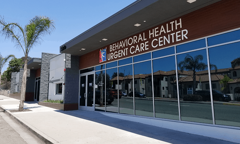 Long Beach Behavioral Health Urgent Care Center