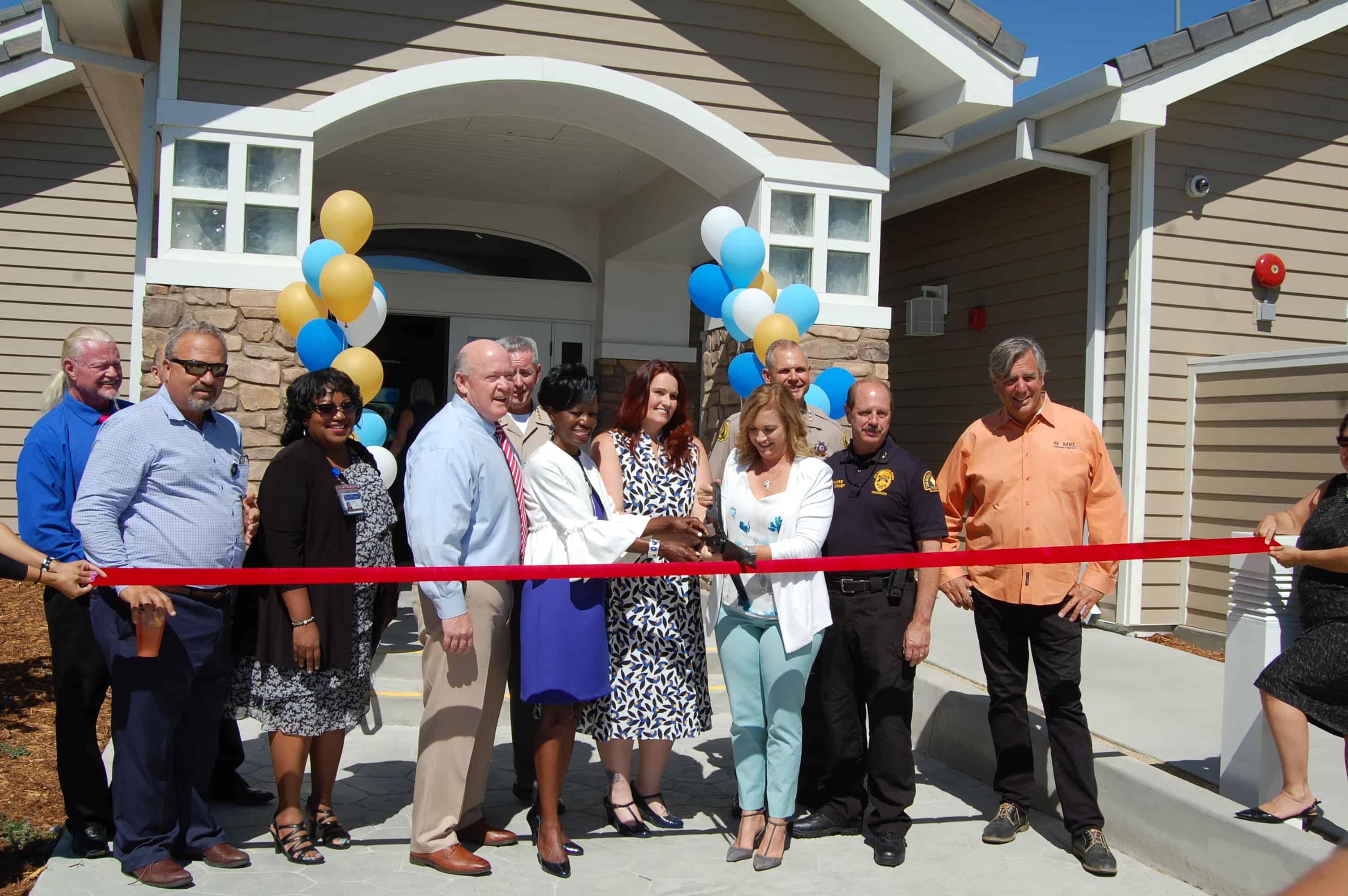 Grand Opening Of The Desert Hill Center Crisis Residential Treatment
