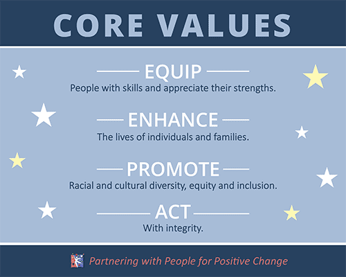 Core Values at Stars