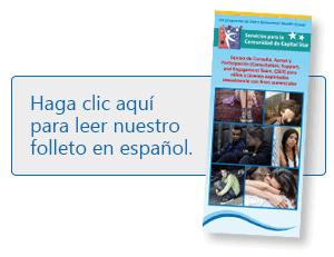 Nuestro folleto en español.