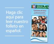 Valley Star Promotes de Salud Spanish